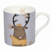 Mug Scarfed Animals - Deer